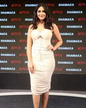Mrunal Thakur - Photos: Trailer Launch Of Film Dhamaka