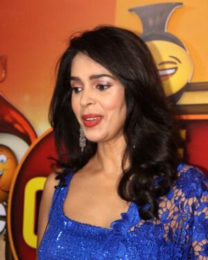 Mallika Sherawat - Photos: Zee Comedy Show's Set For A Photo-op With Special Guests | Picture 1826013