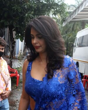 Mallika Sherawat - Photos: Zee Comedy Show's Set For A Photo-op With Special Guests | Picture 1826022