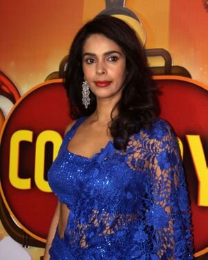 Mallika Sherawat - Photos: Zee Comedy Show's Set For A Photo-op With Special Guests | Picture 1826019