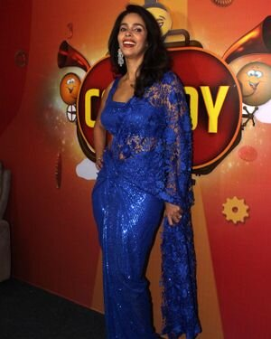 Mallika Sherawat - Photos: Zee Comedy Show's Set For A Photo-op With Special Guests | Picture 1826020