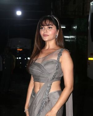 Rubina Dilaik - Photos: Celebs Spotted On The Sets Of Bigg Boss Ott   Picture 1826805