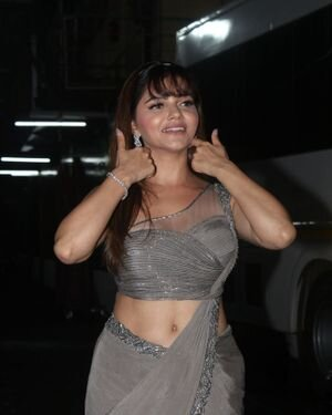 Rubina Dilaik - Photos: Celebs Spotted On The Sets Of Bigg Boss Ott   Picture 1826808