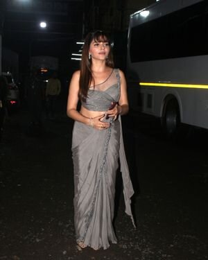 Rubina Dilaik - Photos: Celebs Spotted On The Sets Of Bigg Boss Ott   Picture 1826815