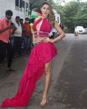 Nikki Tamboli - Photos: Celebs Spotted On The Sets Of Bigg Boss Ott   Picture 1826824