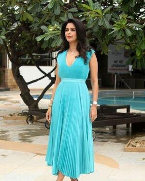 Mallika Sherawat - Photos: Promotion Of Upcoming Series NAKAAB At Sun N Sand Hotel