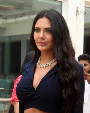 Esha Gupta - Photos: Promotion Of Upcoming Series NAKAAB At Sun N Sand Hotel