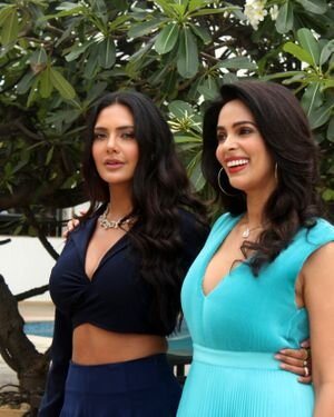 Photos: Promotion Of Upcoming Series NAKAAB At Sun N Sand Hotel