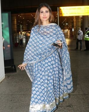 Mouni Roy - Photos: Celebs Spotted At Airport | Picture 1827480