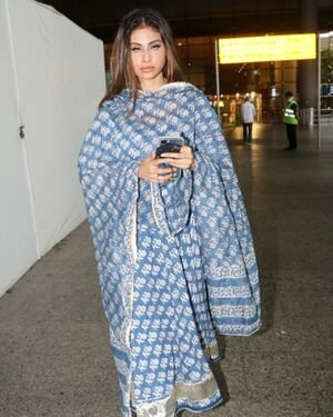 Mouni Roy - Photos: Celebs Spotted At Airport | Picture 1827481