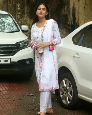 Sara Ali Khan - Photos: Celebs Spotted At Gym