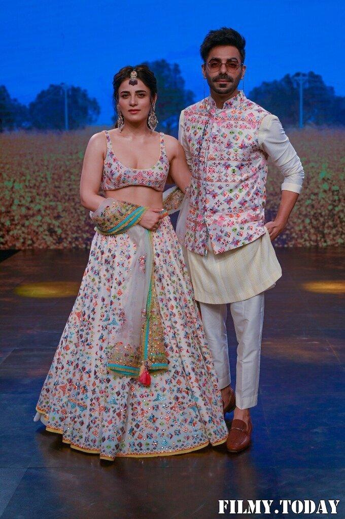 Photos: Sukriti Aakriti Show On Day 4 Of Lakmé Fashion Week 2020 | Picture 1750583