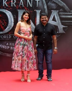 Photos: Vikrant Rona Poster Launch At Andheri | Picture 1820241