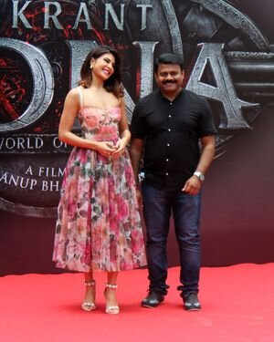 Photos: Vikrant Rona Poster Launch At Andheri | Picture 1820242