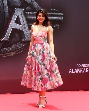 Jacqueline Fernandez - Photos: Vikrant Rona Poster Launch At Andheri | Picture 1820240
