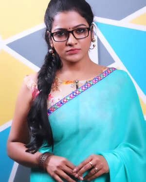 VJ Chitra Latest Photos