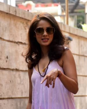 Vidya Malvade - Photos: Celebs Spotted At Bandra | Picture 1752514
