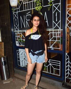 Fatima Sana Shaikh - Photos: Celebs Spotted At Versova | Picture 1752466