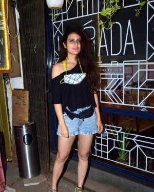 Fatima Sana Shaikh - Photos: Celebs Spotted At Versova