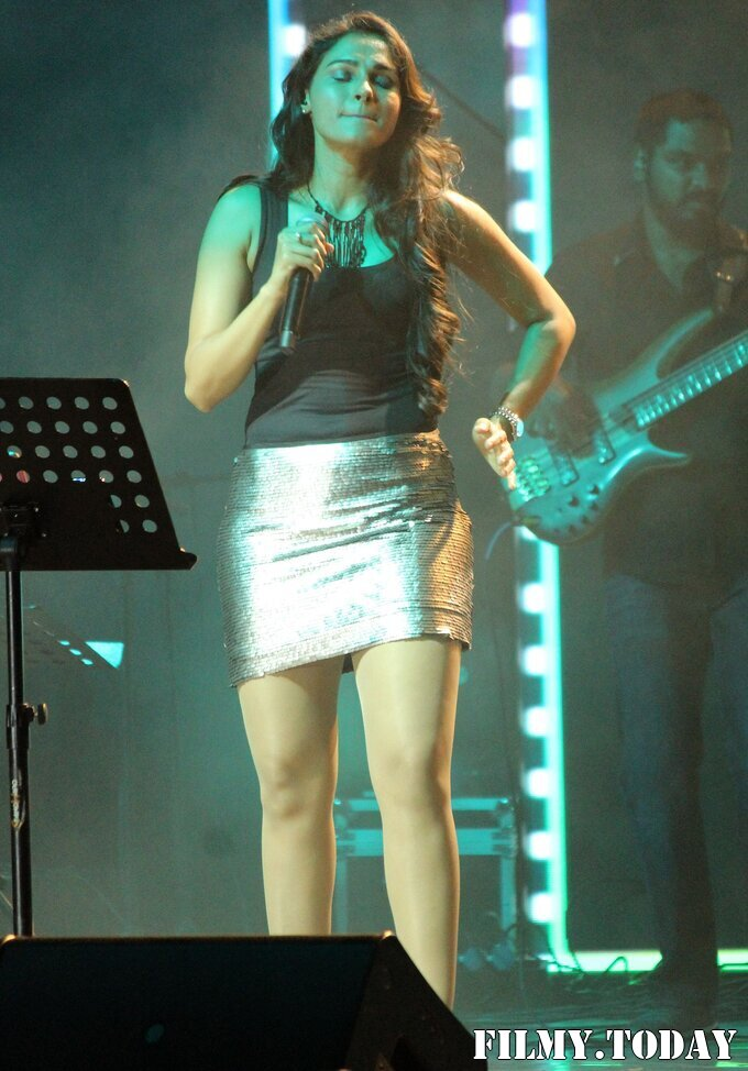 Photos: Andrea Jeremiah Concert At SSN College   Picture 1818862