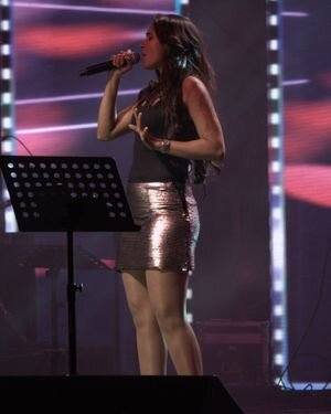 Photos: Andrea Jeremiah Concert At SSN College   Picture 1818866