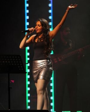 Photos: Andrea Jeremiah Concert At SSN College   Picture 1818856