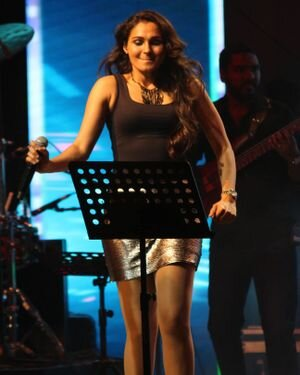 Photos: Andrea Jeremiah Concert At SSN College   Picture 1818853