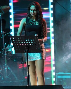 Photos: Andrea Jeremiah Concert At SSN College   Picture 1818859
