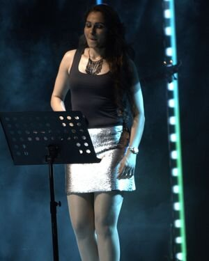 Photos: Andrea Jeremiah Concert At SSN College   Picture 1818848