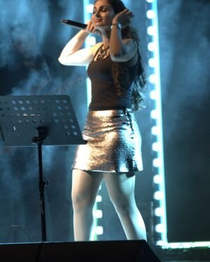 Photos: Andrea Jeremiah Concert At SSN College   Picture 1818851