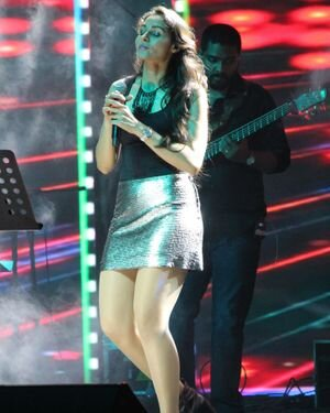 Photos: Andrea Jeremiah Concert At SSN College   Picture 1818863