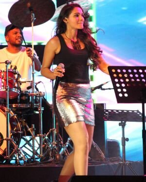 Photos: Andrea Jeremiah Concert At SSN College   Picture 1818854