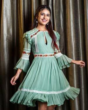 Priya Prakash Varrier Latest Photos   Picture 1808835