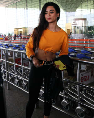Soundarya Sharma - Photos: Celebs Spotted At Airport | Picture 1759668