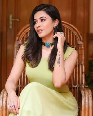 Anju Kurian New Photos | Picture 1739555