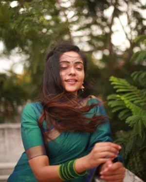 Smruthi Venkat Latest Photoshoot