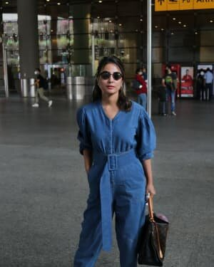Hina Khan - Photos: Celebs Spotted At Airport | Picture 1754235