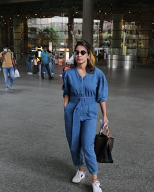 Hina Khan - Photos: Celebs Spotted At Airport | Picture 1754238