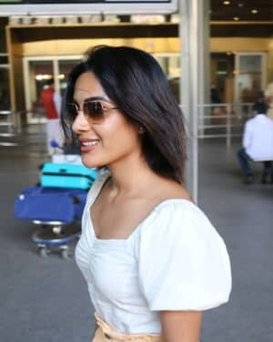 Samyuktha Menon - Photos: Celebs Spotted At Airport | Picture 1754245