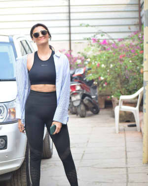 Daisy Shah - Photos: Celebs Spotted At Bandra | Picture 1754226