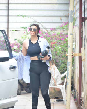 Daisy Shah - Photos: Celebs Spotted At Bandra | Picture 1754224