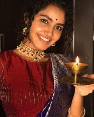 Anupama Parameswaran Latest Photos   Picture 1764091
