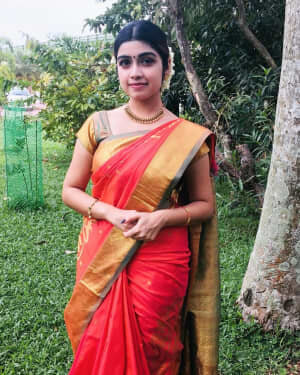 Manasa Radhakrishnan Latest Photos | Picture 1764050