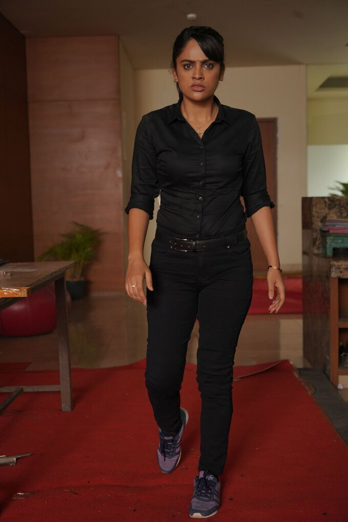 Nandita Swetha - IPC 376 Telugu Movie Stills   Picture 1740649