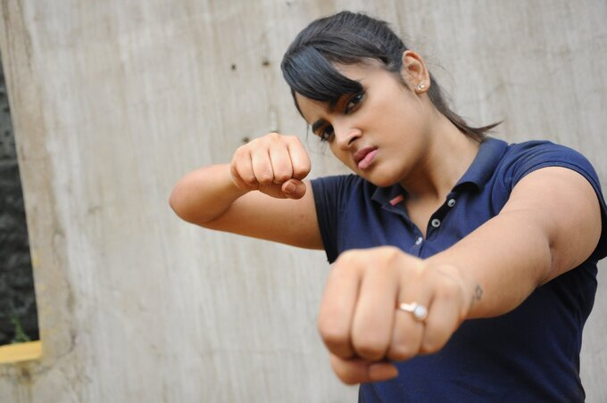 Nandita Swetha - IPC 376 Telugu Movie Stills | Picture 1740646