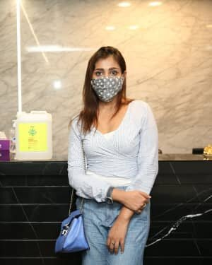 Madhu Shalini - Photos: Godrej Suraksha Program Held At Naturals Salon | Picture 1738335