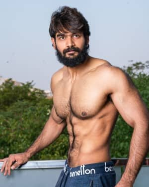 Kartikeya Gummakonda Macho 6 Pack Abs Photoshoot | Picture 1735080