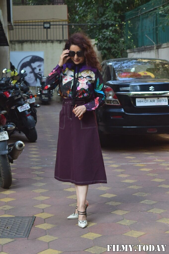 Tisca Chopra - Photos: Celebs Spotted At Andheri   Picture 1751838