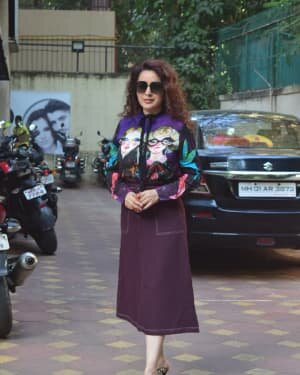 Tisca Chopra - Photos: Celebs Spotted At Andheri | Picture 1751840