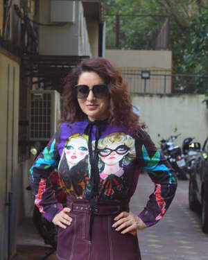 Tisca Chopra - Photos: Celebs Spotted At Andheri | Picture 1751841